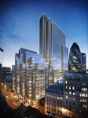 "Leadenhall Street becomes ""Gotham City""?"