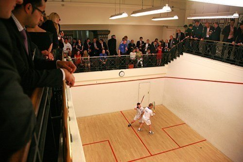 Newton Perkins Squash Tournament - 29 in our 39th Year