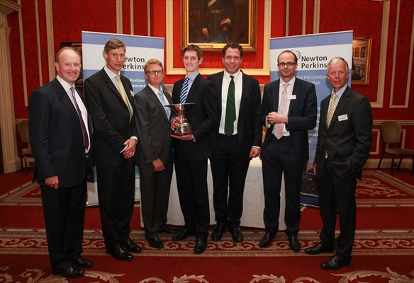 Squash Tournament 2014 - GVA & Savills Triumph on May Day