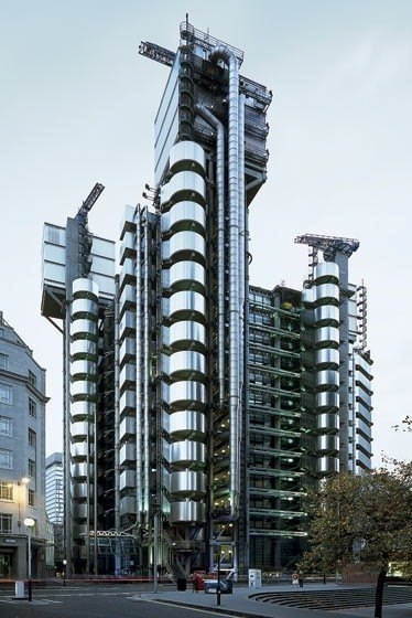 Lloyds Building Listed