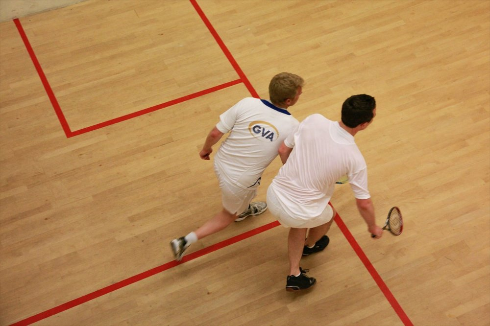 Newton Perkins' Squash Tournament Enters Its 40th Year
