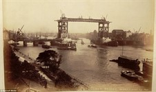 Tower Bridge 1892!