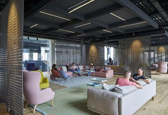 A Sneak Peek Inside Google's New London HQ