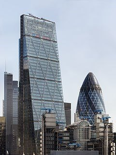 Cheesegrater Sells for £1.15 billion
