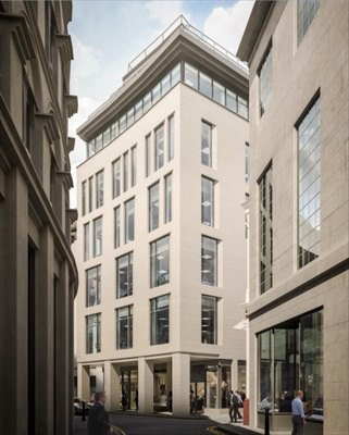 Antares to occupy 21 Lime Street