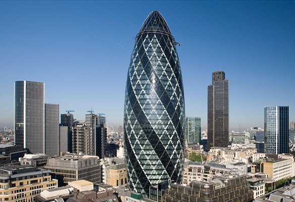 Swiss Re to sublet Gherkin Space