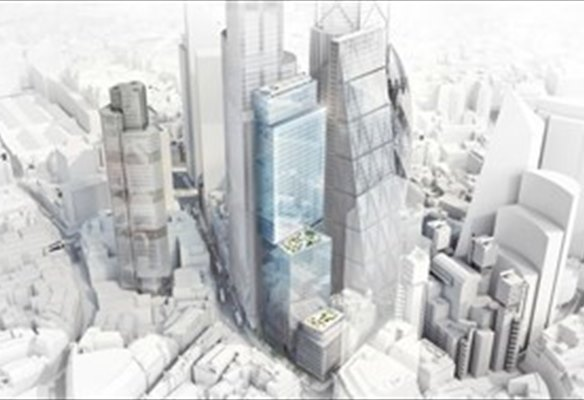 Mitsui/Stanhope receives consent for City Tower