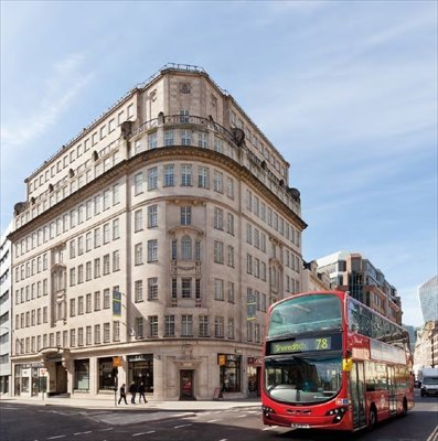 Changing channels: landmark art deco office building updates its BBC pedigree