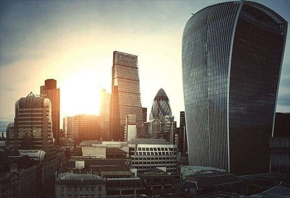 City of London office take-up increases