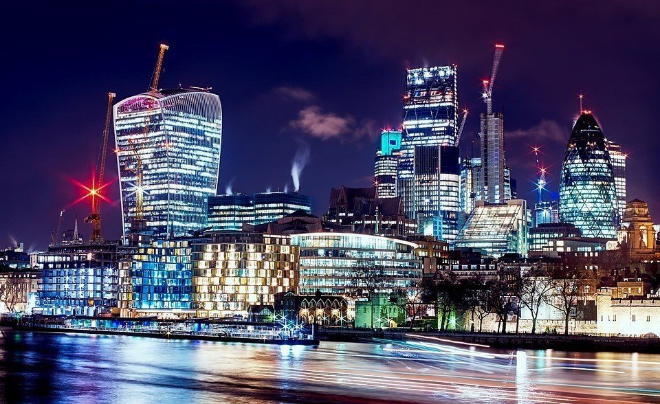 City of London set for office supply squeeze