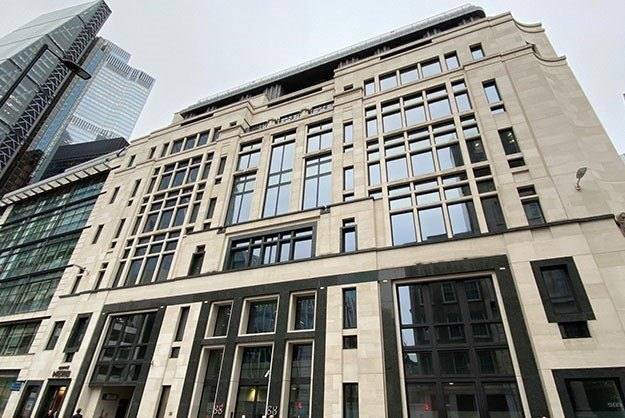 88 Leadenhall Street, an Attractive Office Space to Rent