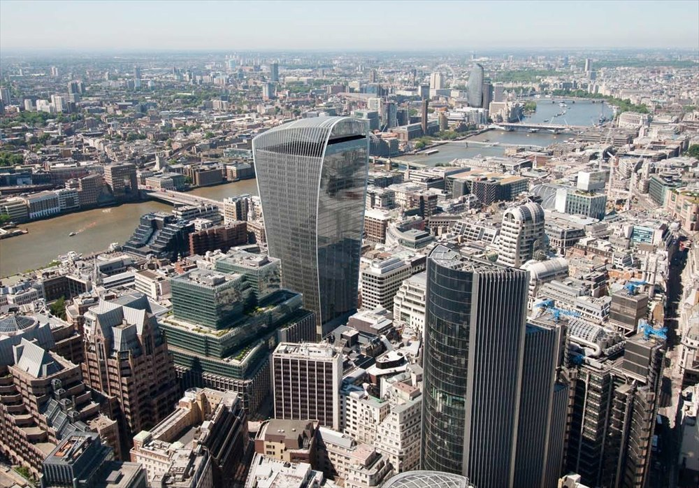 Walkie Talkie Calls Client of Newton Perkins