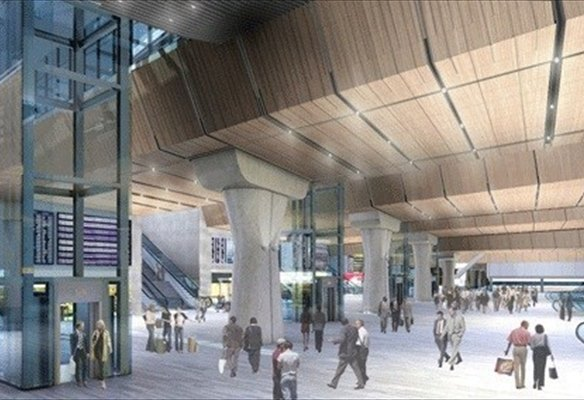 Newton Perkins' Comments on London Bridge Station Re-Development