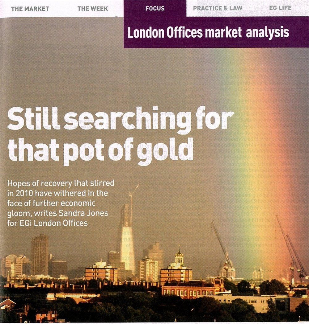 London Offices Market Analysis - Top Four Placing