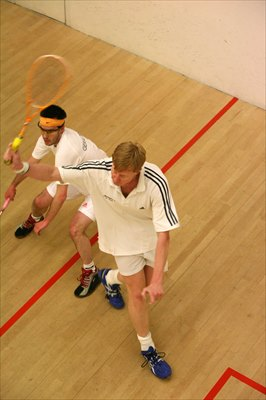 Newton Perkins Squash Tournament - 2013 Hotshot Line-Up