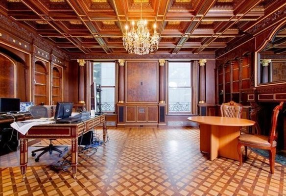 The World's Most Expensive Office!