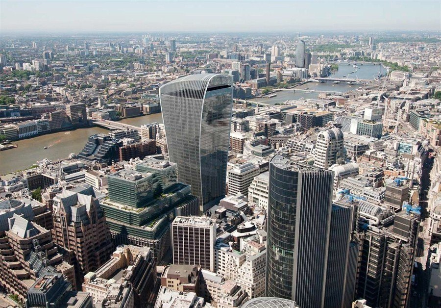 "Newton Perkins advises on second major pre-letting at the ""Walkie-Talkie"""