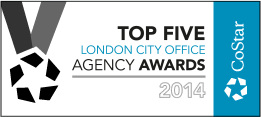 Costar Group Agency Awards 2014 - Top 5 for London City