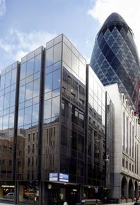 70 St Mary Axe, EC3A 8BE