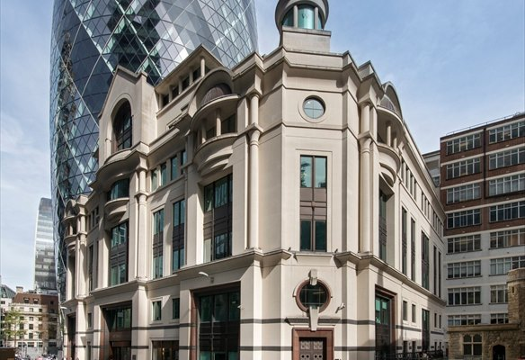 Fitzwilliam House, 10 St Mary Axe